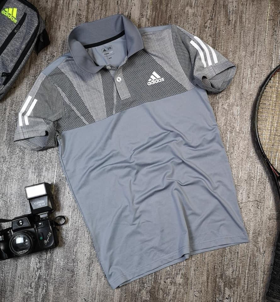 Áo Thể thao nam Adidas xám Z102 - Lapoja