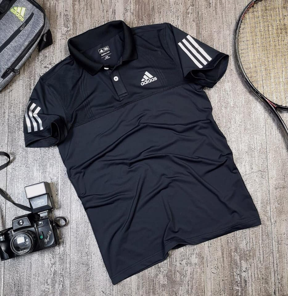 Áo Thể thao nam Adidas đen Z103 - Lapoja